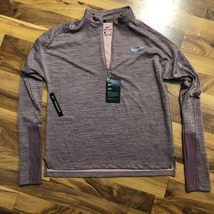 Nike Half-Zip Dri-Fit Pullover